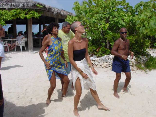 Calypso Dancers image
