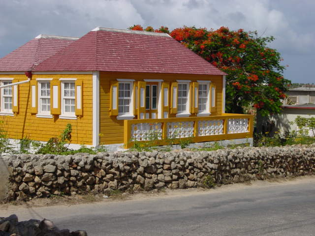 historic anguilla house image