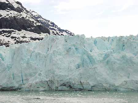 Alaska glacier Gallery image